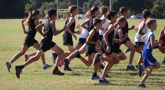 Griffins X-Country: Fox & Hound Invitational