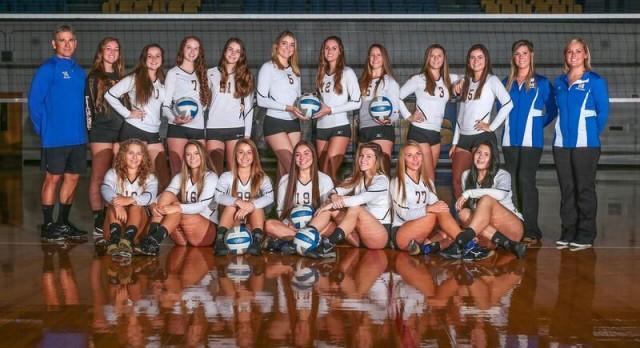 Martin County High School Volleyball 2017 Summer Camp