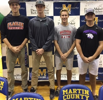 Baseball/Lacrosse Combine to Celebrate Signings