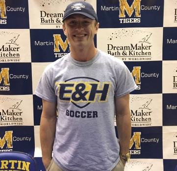 Matt Goodwin Signs With Emory & Henry College