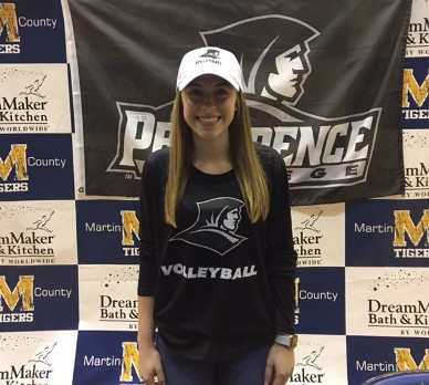 McKenzie Lydon Signs With Providence