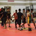 Wrestling vs Seneca Valley HS 14Dec2016