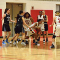 Varsity Girls Basketball vs Whitman 17Jan2017
