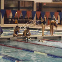 Swim Meet at Olney SC 28Jan2017