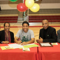 Kendra signs with Cleveland State University for NCAA Division 1 Soccer!
