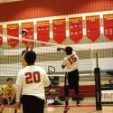 Boys Volleyball vs Kennedy HS 03Apr2017