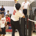 Boys Volleyball Victory over Wootton