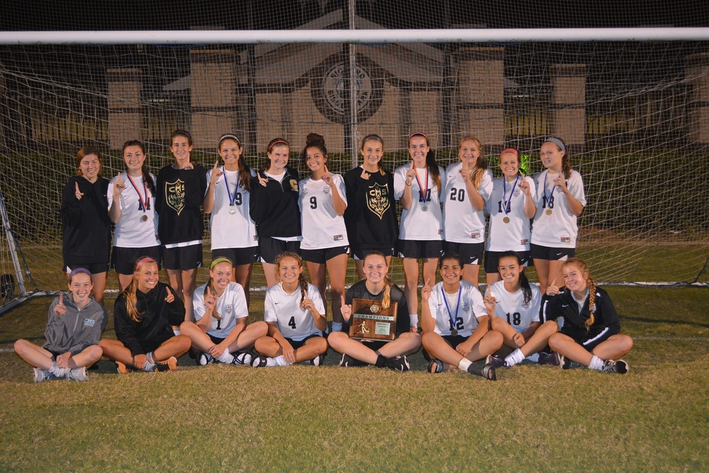 Central Magnet Awards Girls Soccer 2016