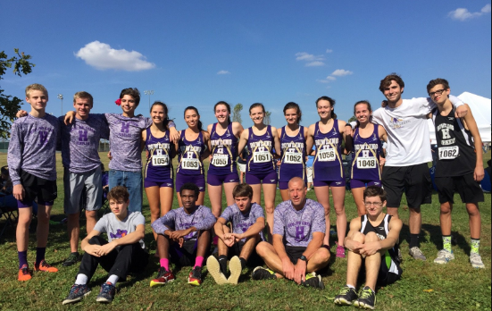 Purples finish 3rd at regionals to advance to state meet