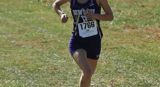 Peeples finishes 3rd at state meet