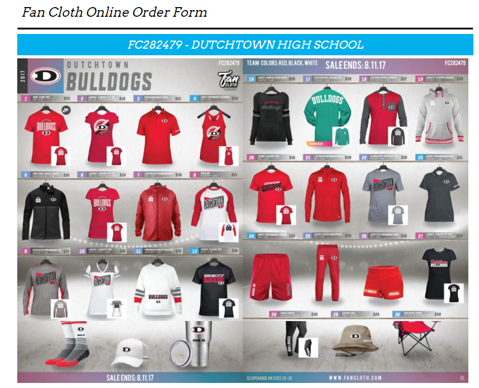 Dutchtown Spirit Apparel 2017-18 - This is the home of ...