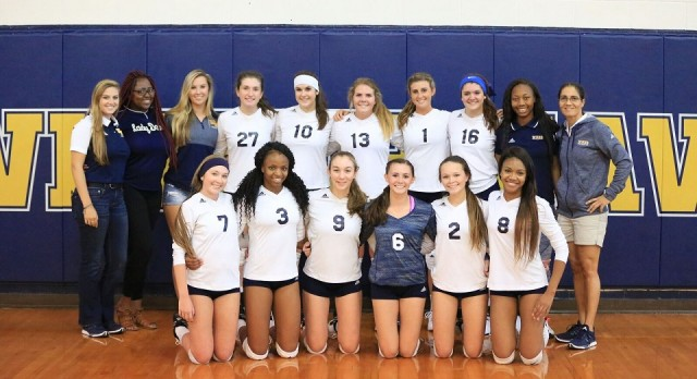 Volleyball Continues to Roll
