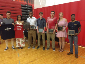 Sports Banquet Award Winners 17
