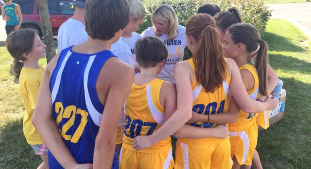 Cross Country Meeting – Weds. 6/7