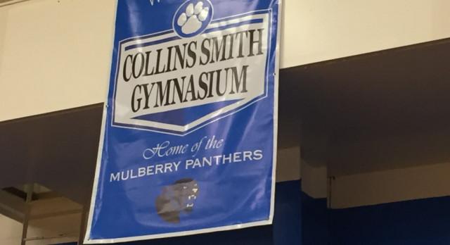 Mulberry High School Boys Varsity Basketball beat Lake Region High School 65-55