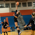 Mulberry High School Girls Volleyball falls to Bartow High School 3-1