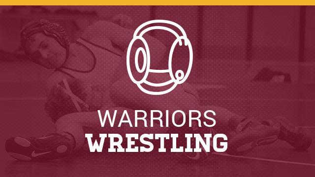 Wrestlers take 2nd at Highland