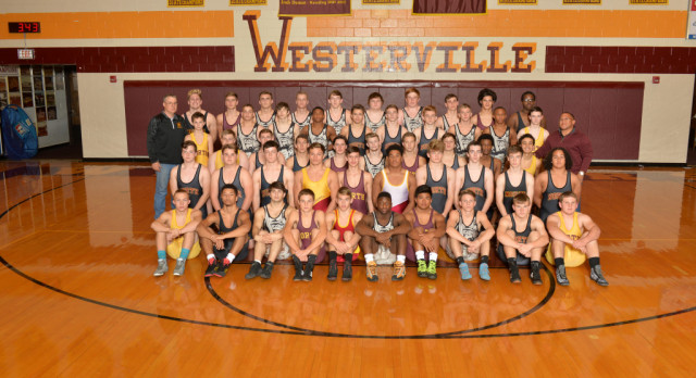 Wrestling Team to State Duals