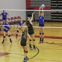 Freshman and JV Volleyball vs Catholic Central