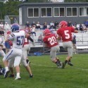 JV Football vs. GR Catholic Central