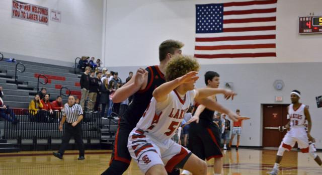 Spring Lake High School Boys Varsity Basketball beat Allendale High School 60-50