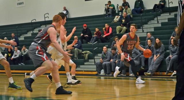 Spring Lake High School Boys Varsity Basketball beat West Catholic High School 59-51