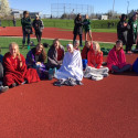 Girls Track Meet