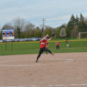 Girls Varsity Softball vs GRCC