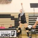 Varsity Volleyball vs Reed City