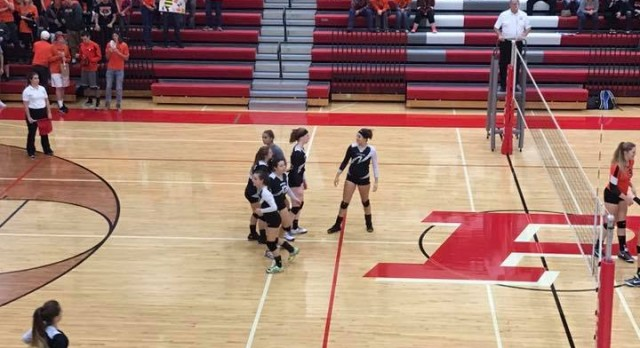 Volleyball Grabs Two CSAA All Conference Spots