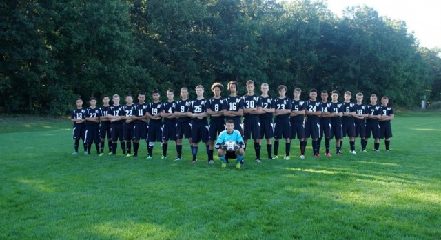 Soccer Earns Four All Conference Spots