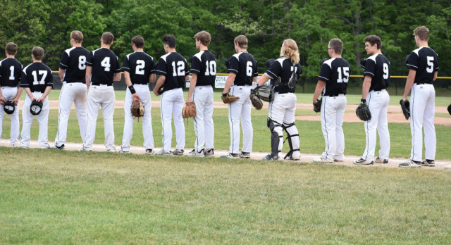 Baseball Honors