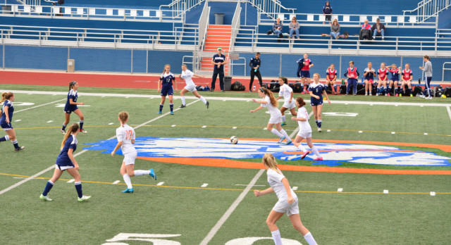 Girls Soccer Undefeated week!