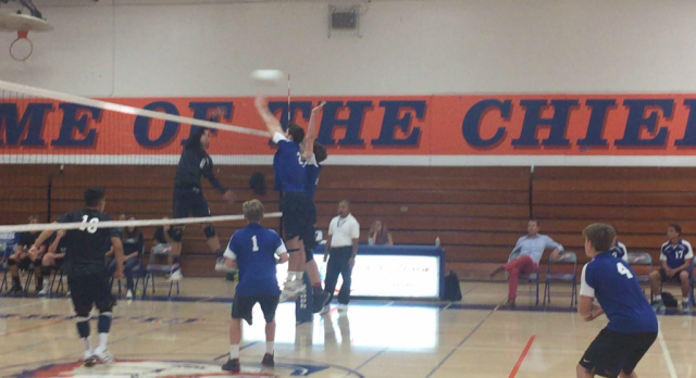 Boys Volleyball Playoffs!!