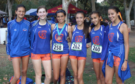 XC Brings Home More Medals