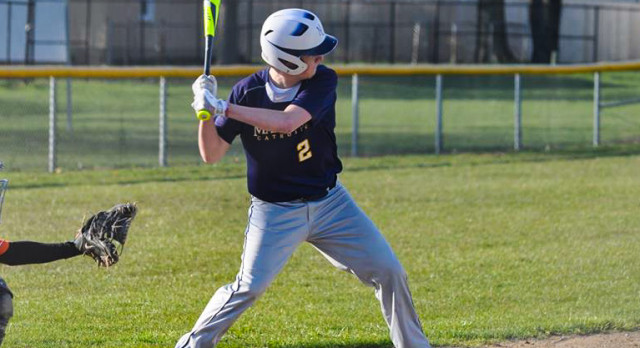 Cannon, Donaldson Advance Blazers to Sectional Semifinals
