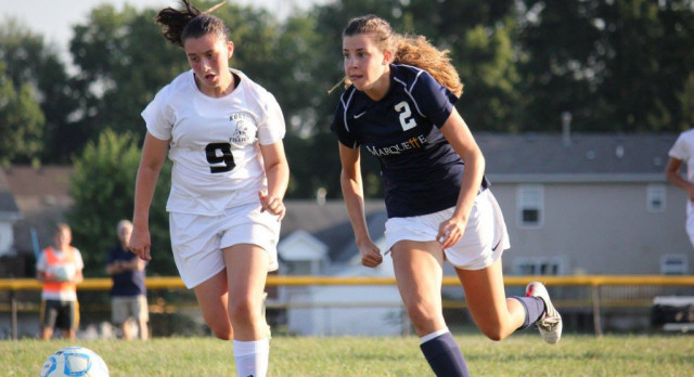 Lady Blazers Down Noll to Advance to Sectional Final
