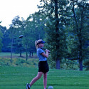 Girls Varsity Golf at South Bend Clay