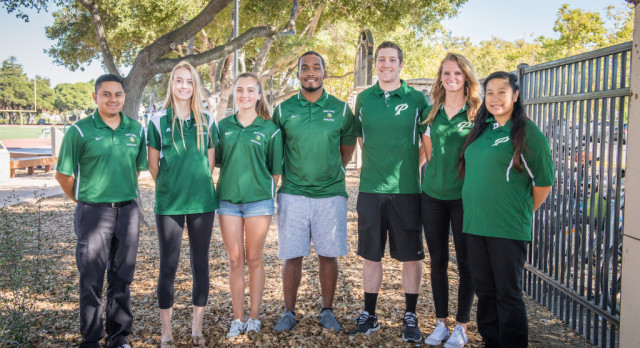Meet the Paly Athletic Department