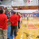 SECTIONALS – Martinsville girls' basketball vs. Franklin Central 2-4-17