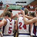 Martinsville boys' basketball vs. Whiteland 2-17-17 ***SENIOR NIGHT***