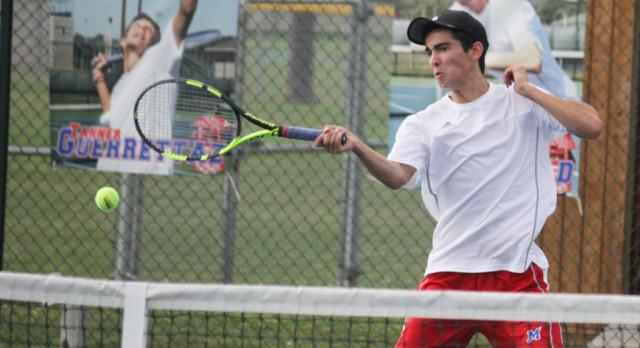 Boys Tennis Sectional Announced