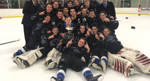 Royal Oak Hockey: Back to Back OAA Champions!