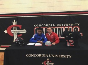 Davenport signs with CU