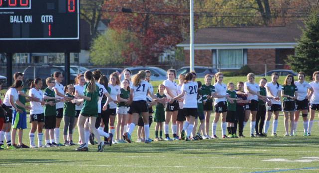 Girl's Soccer Special Game Event Schedule: May 15 (Pink Out), May 16 (ROYSA Night) and May 24 (Senior Night)