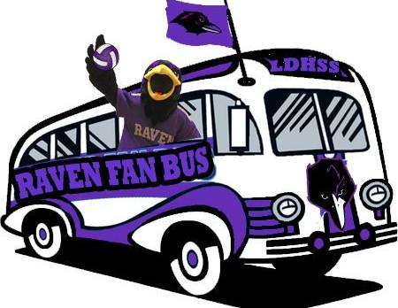 Varsity Football this Friday: Fan Bus Opportunity
