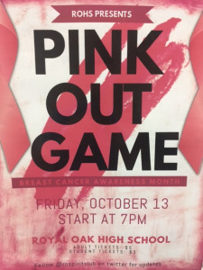 Pink Out Poster