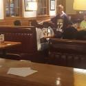 SMS Athletics take over Fatz Cafe of Clinton