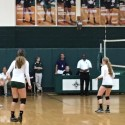 Raider Volleyball on the Court