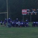 Sanders MS Football vs. Westview